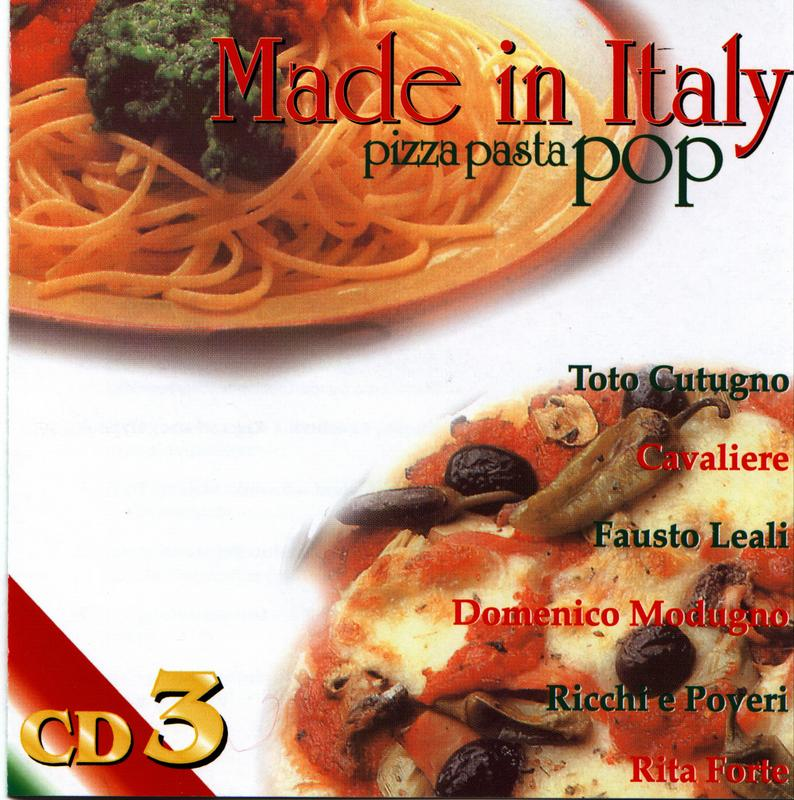 Made In Italy-Pizza Pasta Pop 1,2,3, Foto1