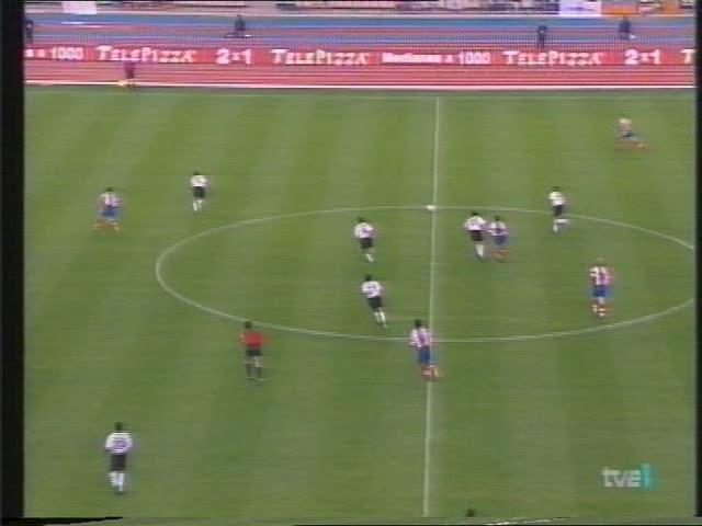 Copa del Rey 1998/1999 - Final - Atlético de Madrid Vs. Valencia CF (480p) (Castellano) Image