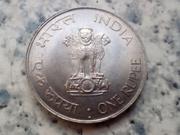 1 rupia 1969 (B) Mahatma Gandhi IMG_20180714_150718