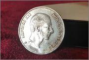 50 centavos 1885. Alfonso XII. Manila 20160527_184543
