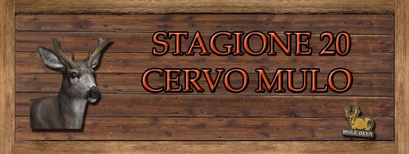 Cervo Mulo - ST. 20 CERVO_MULO