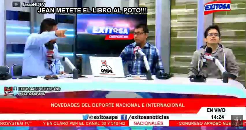 Exitosa Deportes Radio - Página 64 JEANOSCAR