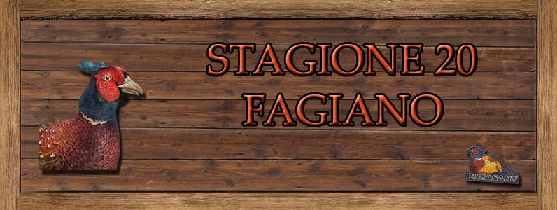 Fagiano - ST. 20 FAGIANO