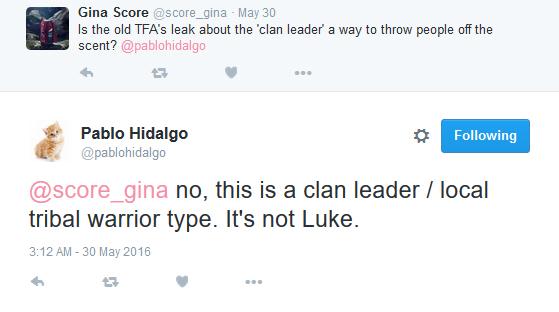 [ARCHIVE] SW Sequel Trilogy Tweets  - Page 2 Clan_leader