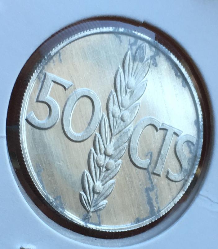 50 céntimos 1966 (*19-74). Estado Español. ARM 30_AF64_A1-_C800-4587-9_EC4-01_E41_C59_DFEF