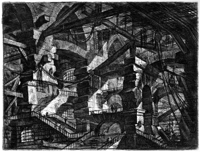 Brian Ferneyhough (1943) Piranesi