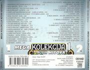 Grand Mega Kolekcija Novih hitova - Kolekcija Skanna0011
