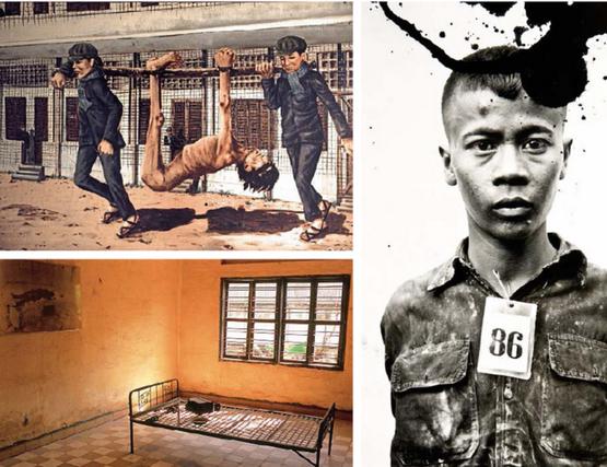 Bouddhisme Religion Pacifiste ??Pol Pot Image