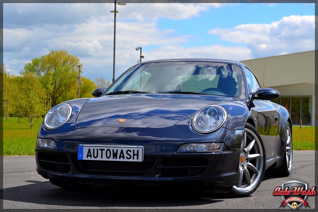Bastien, d'AutoWash44 / Vlog n°6 - Macan S, 997 et 911 GT3 001_52