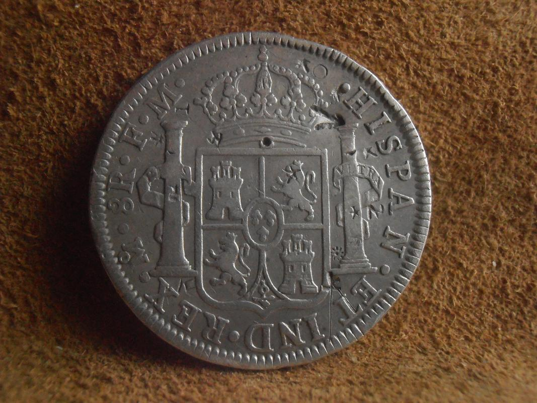 8 reales 1795. Carlos IV. Méjico  P6080259