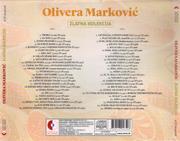 Olivera Markovic 2013 - Zlatna kolekcija Omot_2
