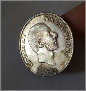 50 centavos 1885. Alfonso XII. Manila 20160524_143104