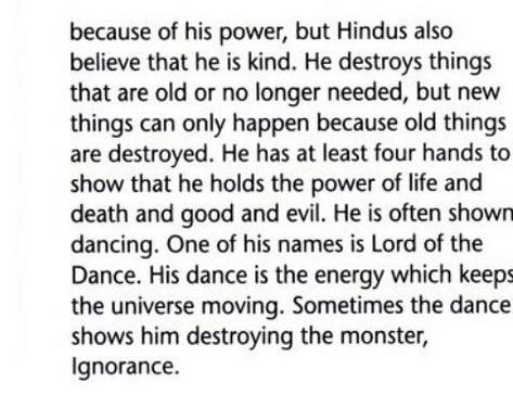Trimurti ou Trinité Hindoue Hind4