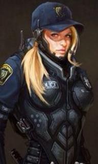 Criação de Personagem Cop