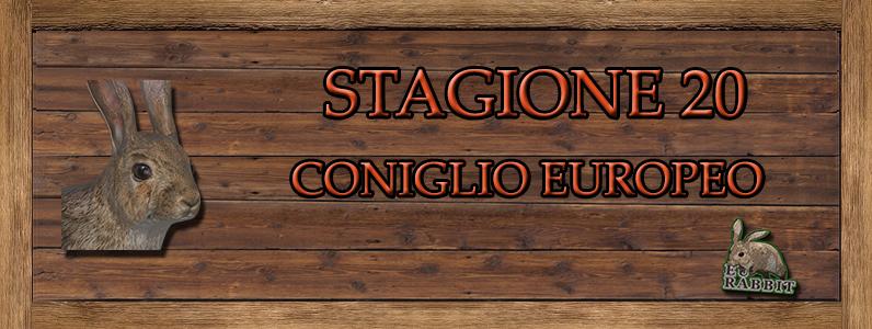 Coniglio Europeo - ST. 20 CONIGLIO_EUROPEO