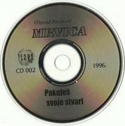Dzevad Preljevic Mrvica 1996 - Pakujes svoje stvari Scan0003