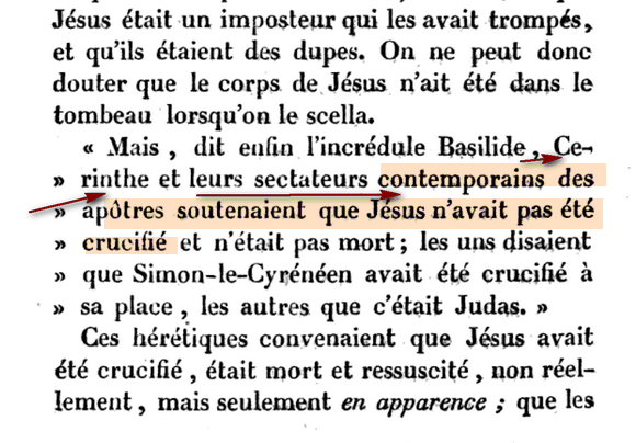 Jésus crucifié ? Que dit le Coran ? Image