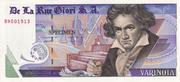 Test Note - De La Rue Giori - Beethoven De_La_Rue_Giori_S.A._-_Specimen_-_Varinota_-_Beethoven_-_A