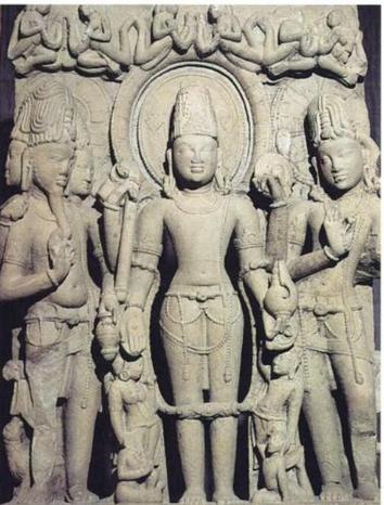 Trimurti ou Trinité Hindoue Hind6