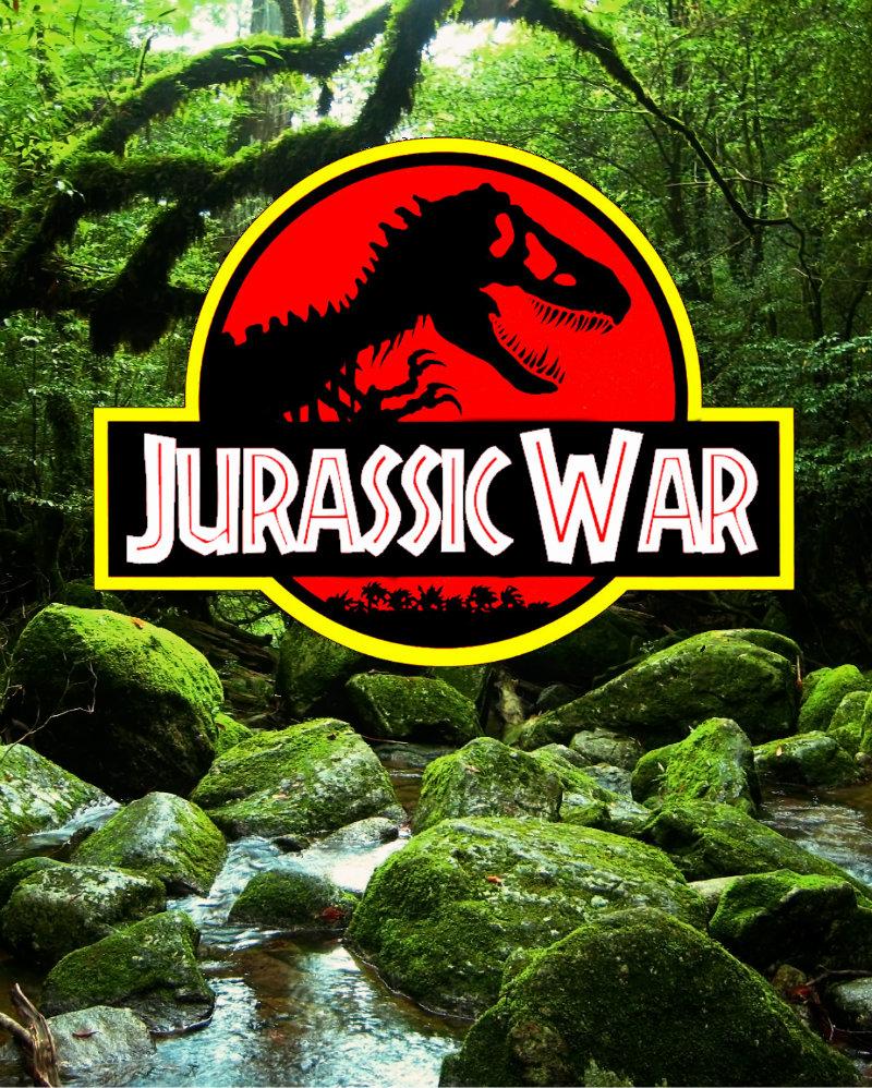 Jurassic War Jwar