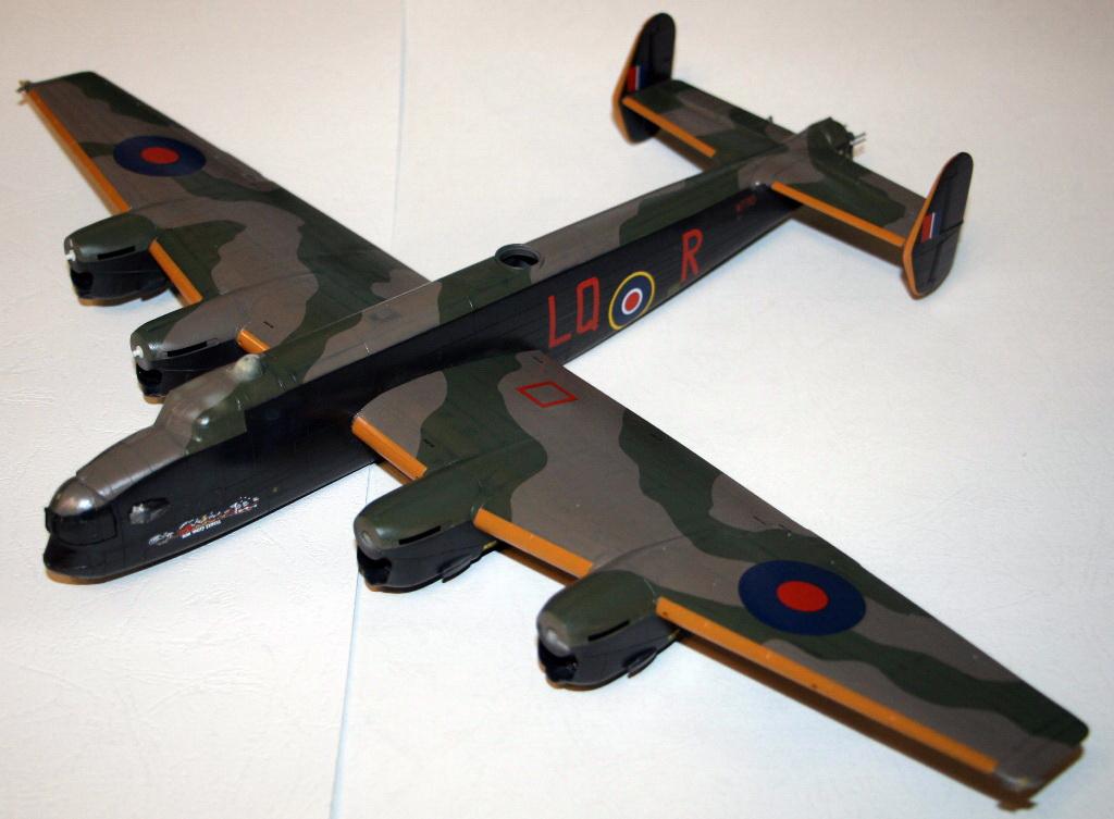 Halifax B Mk.I 1/72 Revell IMG_3656