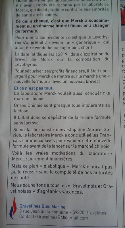 Lévothyrox - Scandale sanitaire... LEVOTHYROX_SCANDALE_SANITAIRE_2