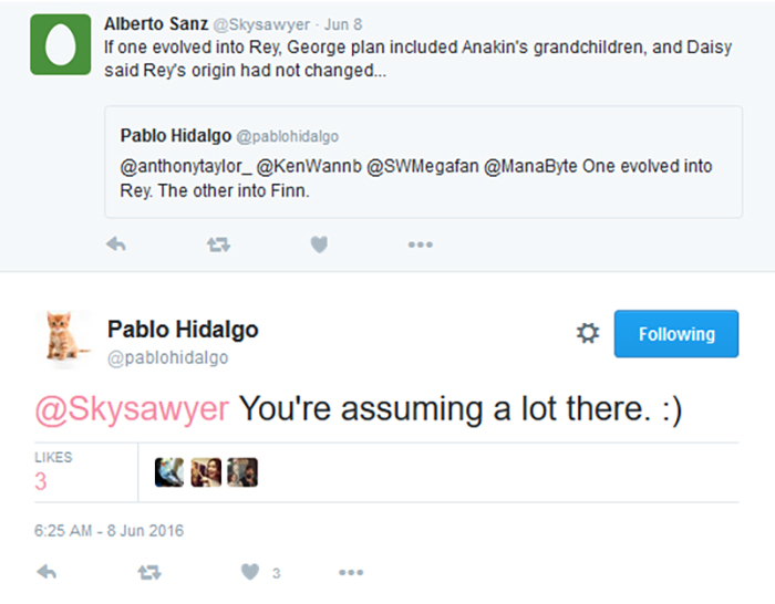 [ARCHIVE] SW Sequel Trilogy Tweets  - Page 3 Reywalker