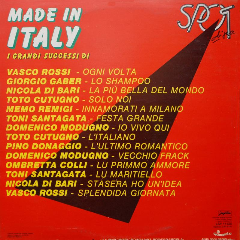 Made In  Italy 1985 Omot_2