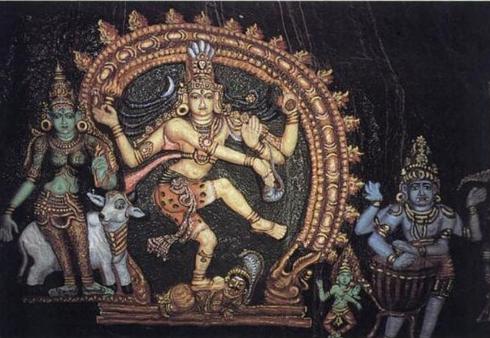 Trimurti ou Trinité Hindoue Hindou7
