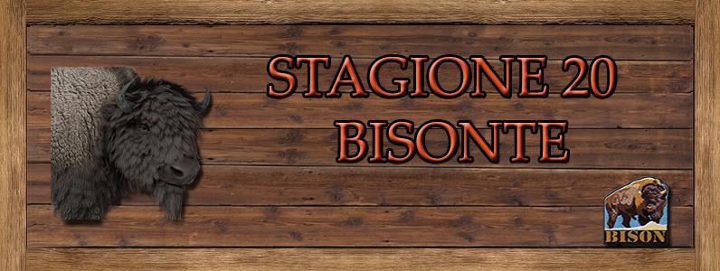 Bisonte - ST. 20 BISONTE