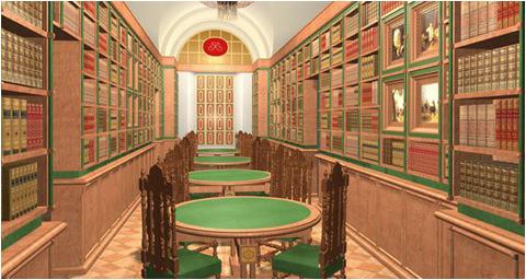 Bibliothek Bibliothek