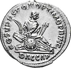 Glosario de monedas romanas. ESCUDOS. Image