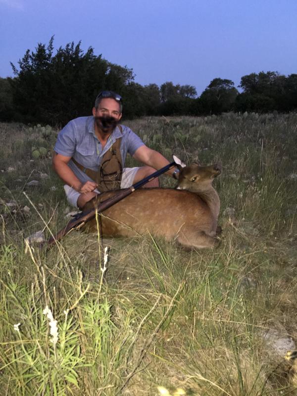 Semi-Traditional Hunt report June '18 Sika_Deer_Edit_3