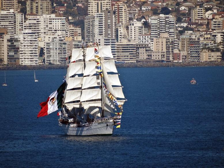 Centenario Gesta Heroica Veracruz: Velas Internacionales 2014 - Página 2 DSC03550