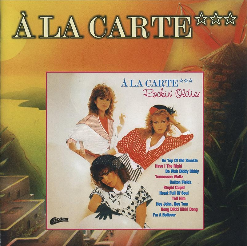 A La Carte - Rockin' Oldies (FLAC) Ala