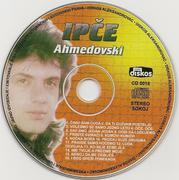 Ipce Ahmedovski 2003 - Diskos zvezde Omot_3