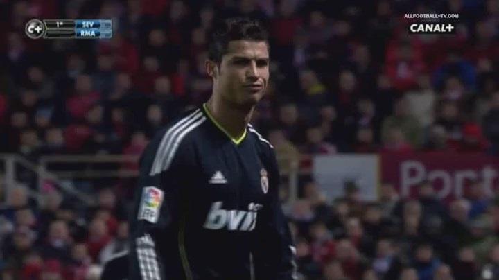 Copa del Rey 2010/2011 - Semifinal - Ida - Sevilla FC Vs. Real Madrid (404p) (Castellano) Image
