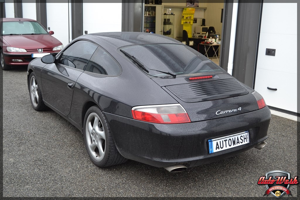 Porsche 996 4S rénovation extérieure 1_2