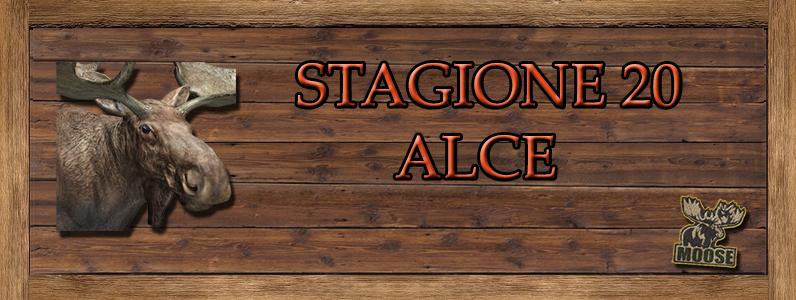 Alce - ST. 20 ALCE