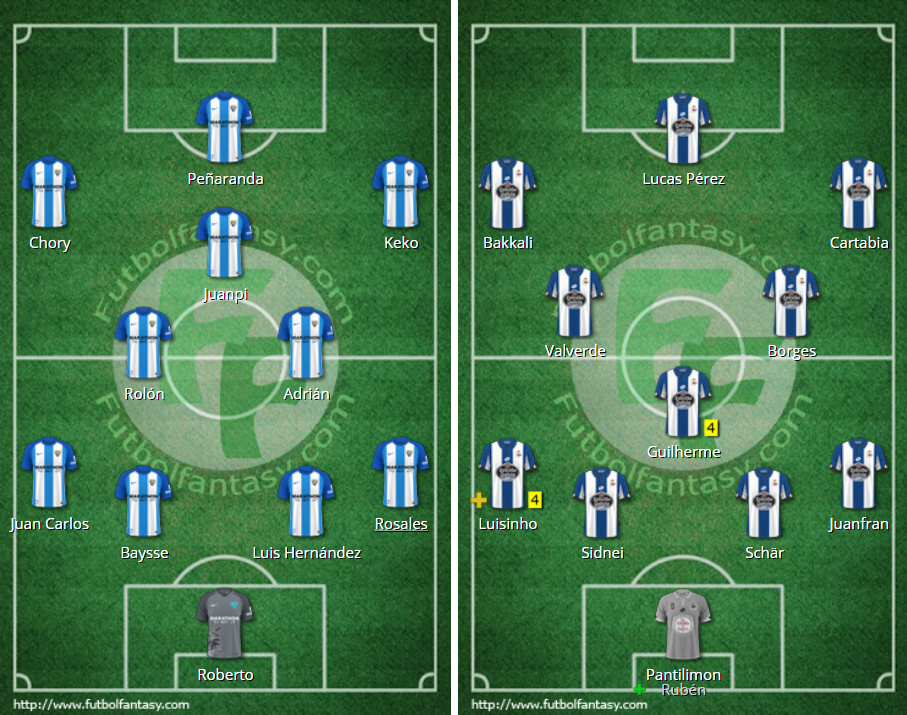 LIGA J12ª: MALAGA CF vs RC DEPORTIVO (Dom 19 Nov 12:00 / BeinSport) PREVIA_MCF2