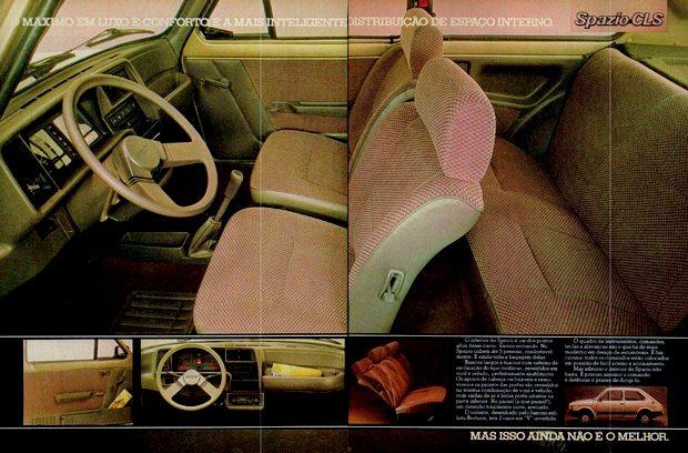Fiat Brasile 40 anni (1976-2016) Spaziocls