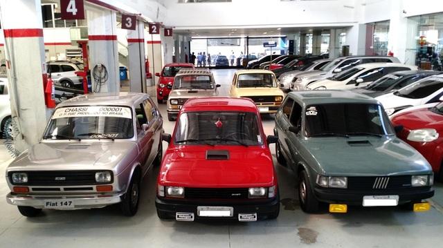 Fiat Brasile 40 anni (1976-2016) 147_Fiat_Clube