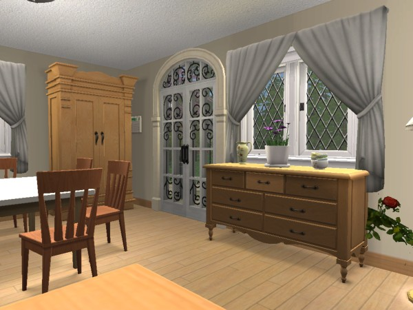 """Stavební výzva """"Dům pro Ludmilu"""" 033"""
