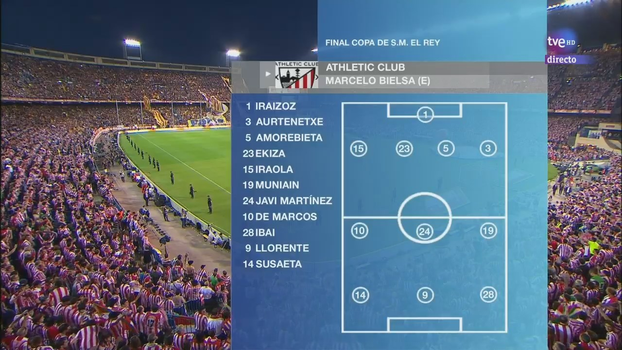 Copa del Rey 2011/2012 - Final - Athletic Club de Bilbao Vs. FC Barcelona (720p) (Castellano) Image