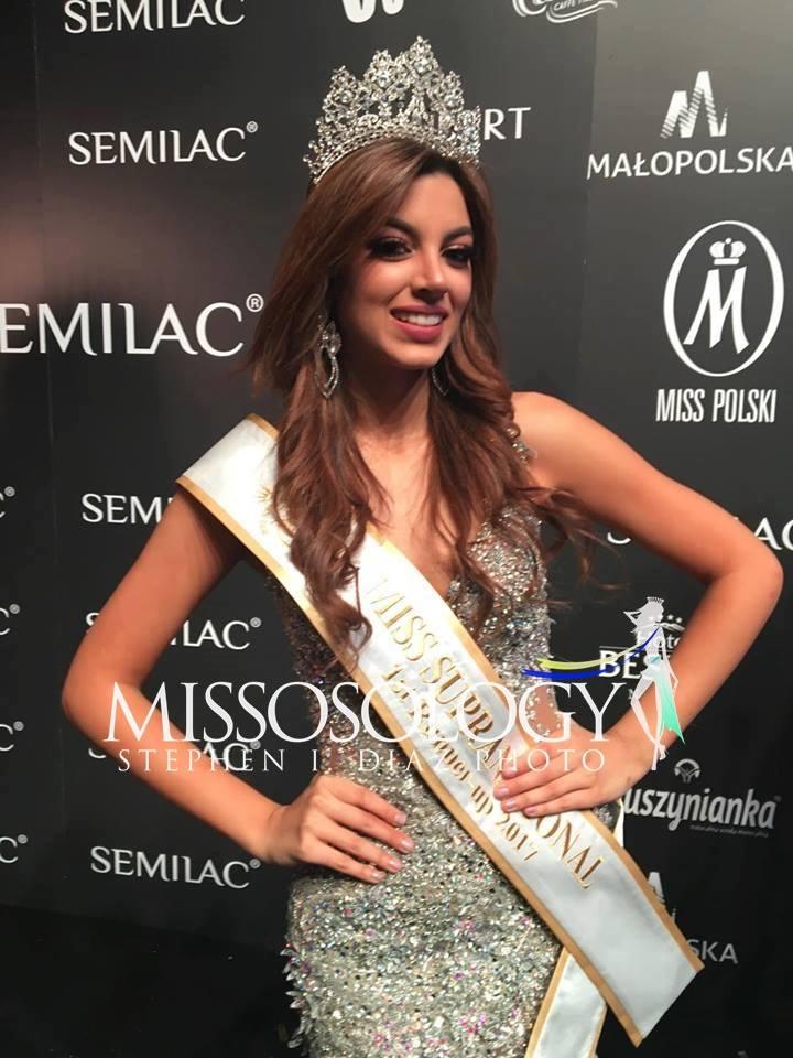 martha martinez, 1st runner-up de miss supranational 2017. - Página 5 24301334_1959747217374866_7500982432289860437_n