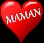 Maman, Mamans... SMILY_MAMAN_COEUR_RED