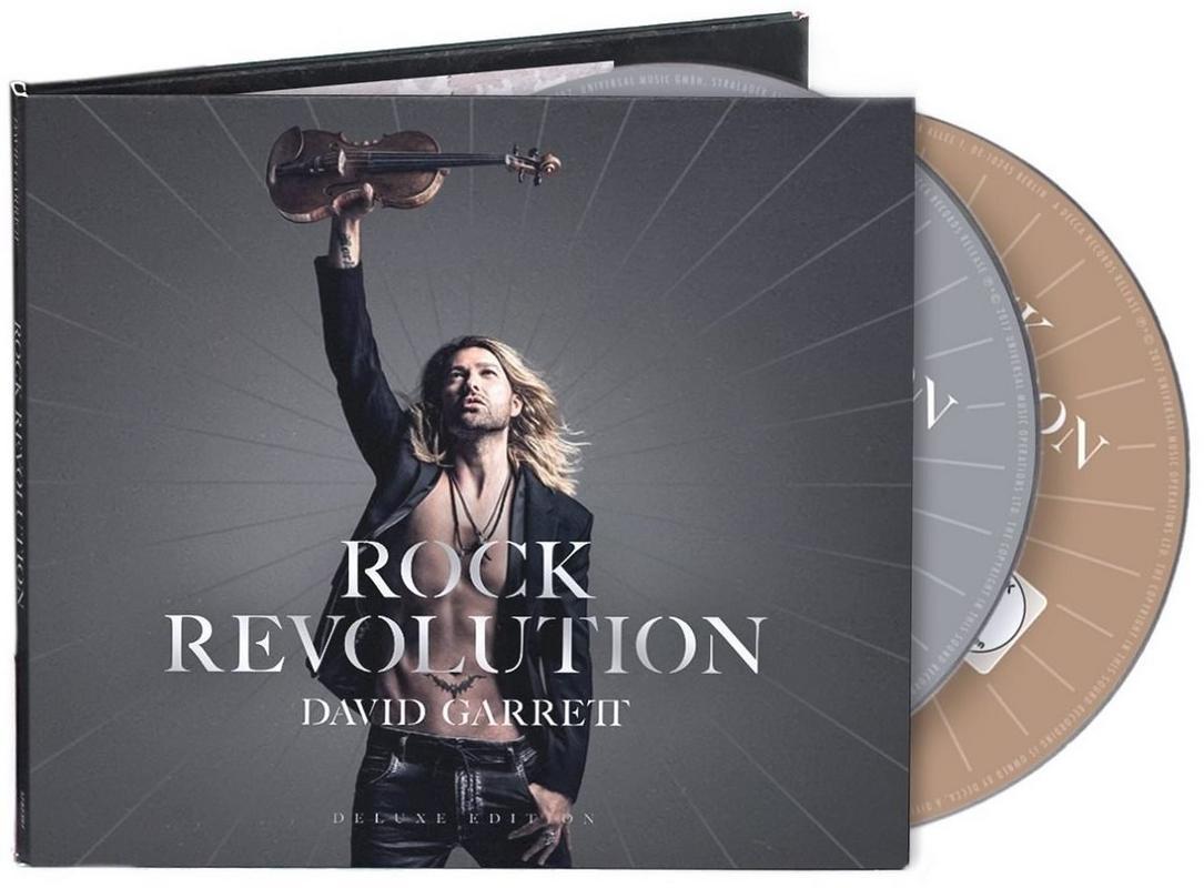 David Garrett - Rock Revolution (Deluxe Edition) David