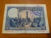 Duda Sobre Billete de 50 pesetas 1927 20180717_160422