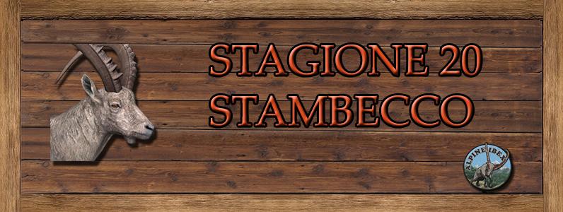 Stambecco - ST. 20 Stambecco