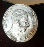 50 centavos 1885. Alfonso XII. Manila - Página 2 20160608_161607